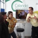 Calando Pflegedienst auf der VitaGRANDE 2015.