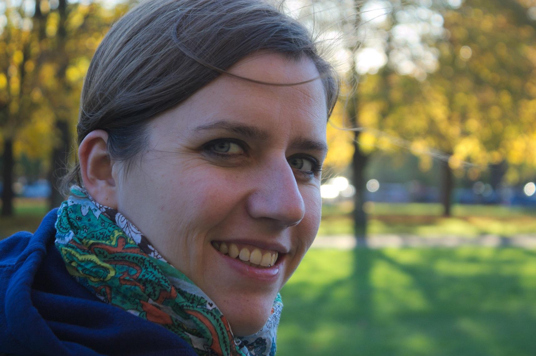 Im Porträt: Frau Fritzsche vom Calando Pflegedienst