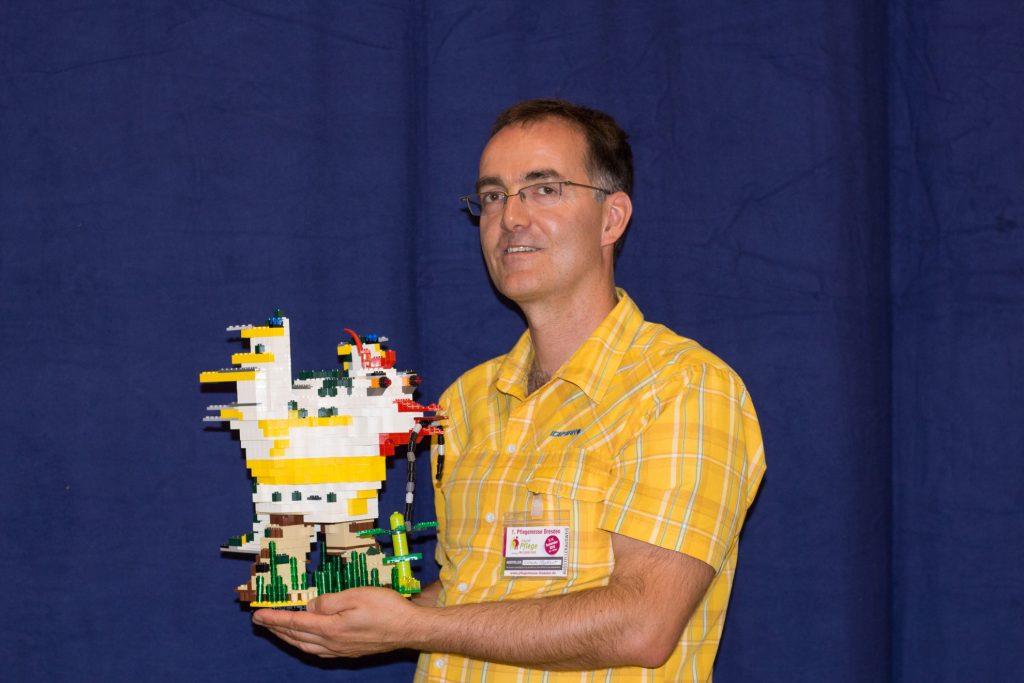 Michael Quaas, Geschäftsführer vom Calando Pflegedienst.
