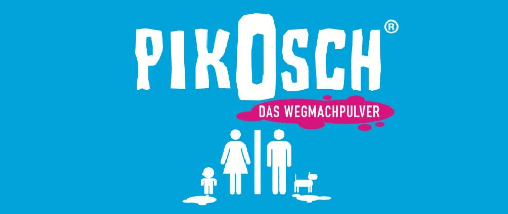 Pikosch - eine echte Überraschung für uns. (Illustration ©: Mark A. Reuter - www.pikosch.de)