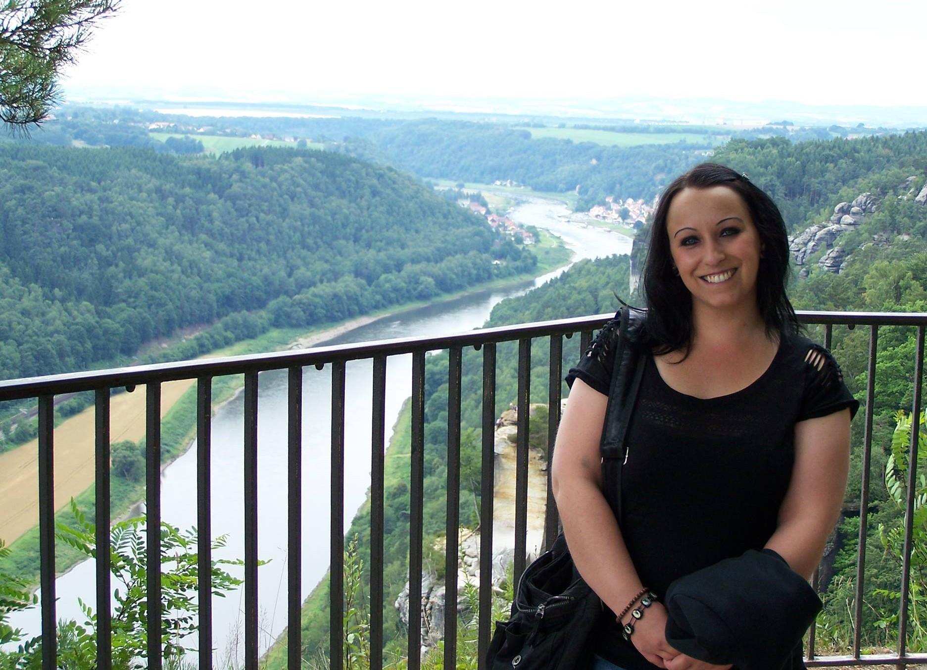 Sandra Röhrlich ist seit geraumer Zeit bei Calando tätig.
