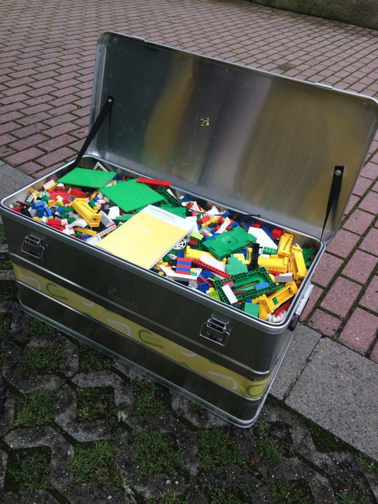 Die Kiste für den Sonnenstrahl e.V.