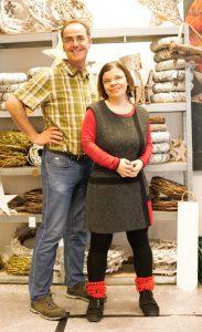 Herr und Frau Quaas. (Foto: Sven Wernicke)