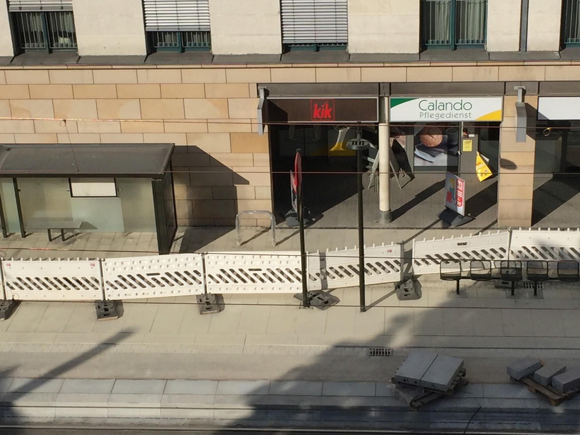 Freie Fahrt zur Calando Pflegedienst GmbH: Bauarbeiten beendet