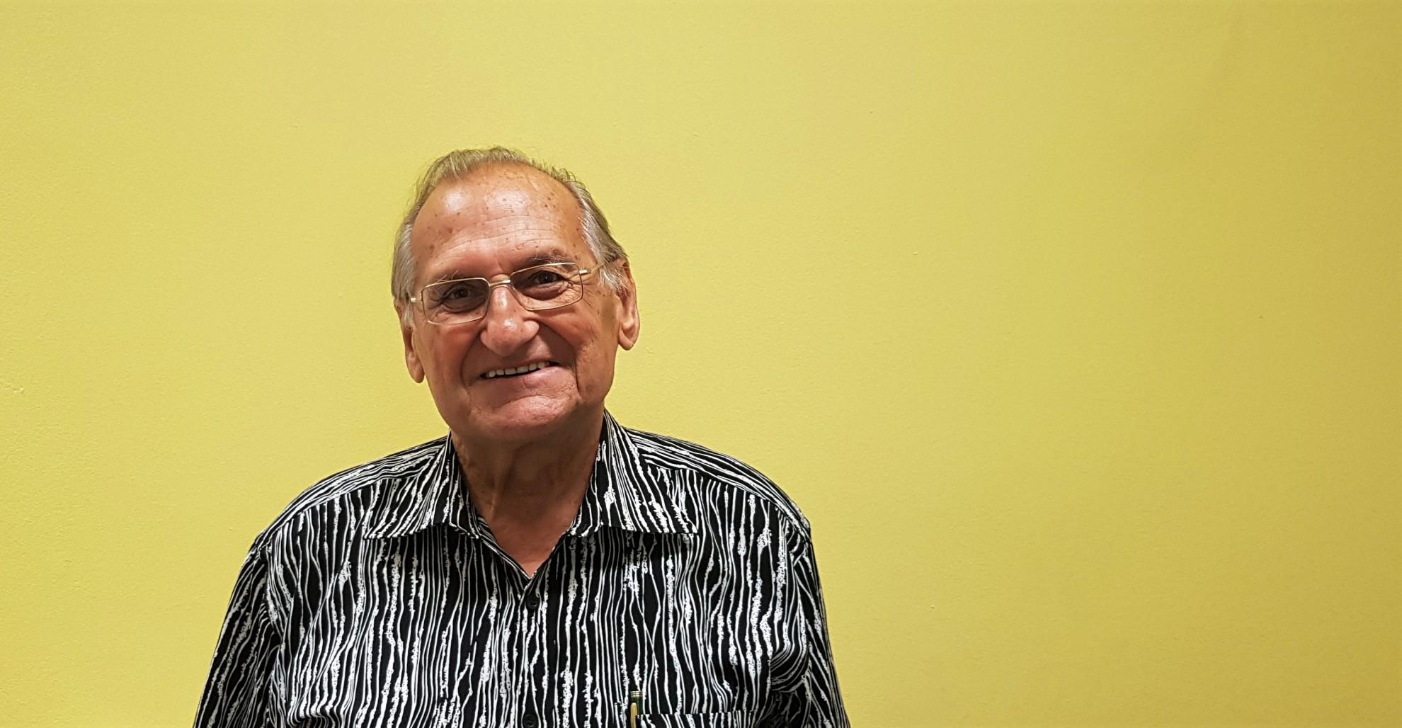 Agil im Alter: Darum ist Peter Grimmig der Austausch so wichtig