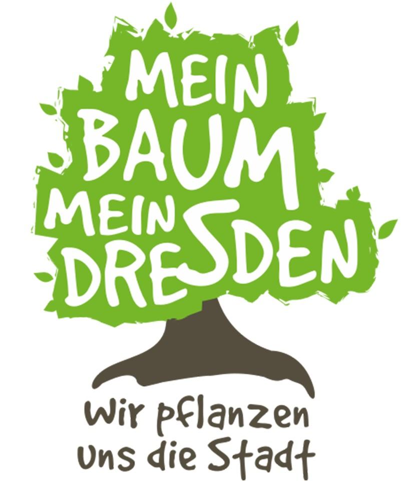 Das Logo der Initiative. (Foto: Mein Baum - Mein Dresden)