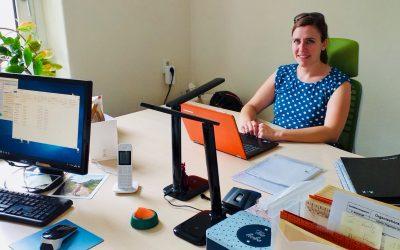 Interview mit Liska Fritzsche der Calando Pflegedienst GmbH