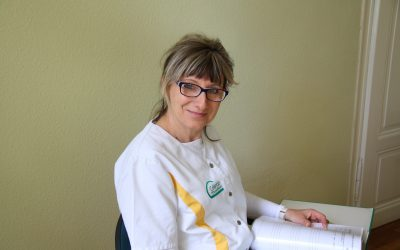 Katja Weis vom Calando Pflegedienst im Kurz-Interview